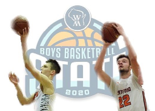 2020 WIAA STATE BOYS BASKETBALL PLAYOFFS, SECTIONAL SCHEDULE