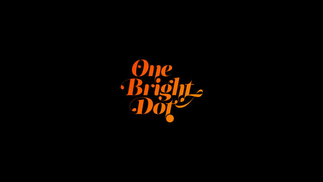 The One Bright Dot Showreel