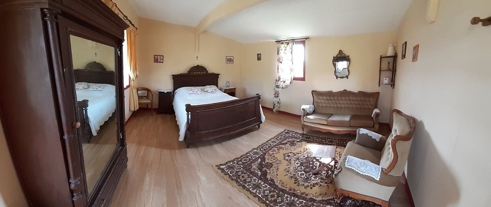 chambre d'hotes western