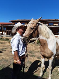 cowboy et Bud