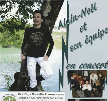 Copie de Concert Alain Noël Gentil - 15 novembre à Morestel