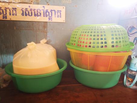 Février 2021 : Fabrication du lait de Soja