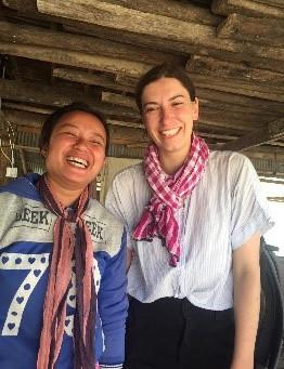 Mai 2021 - L'art de s'incruster pour manger chez les familles cambodgiennes