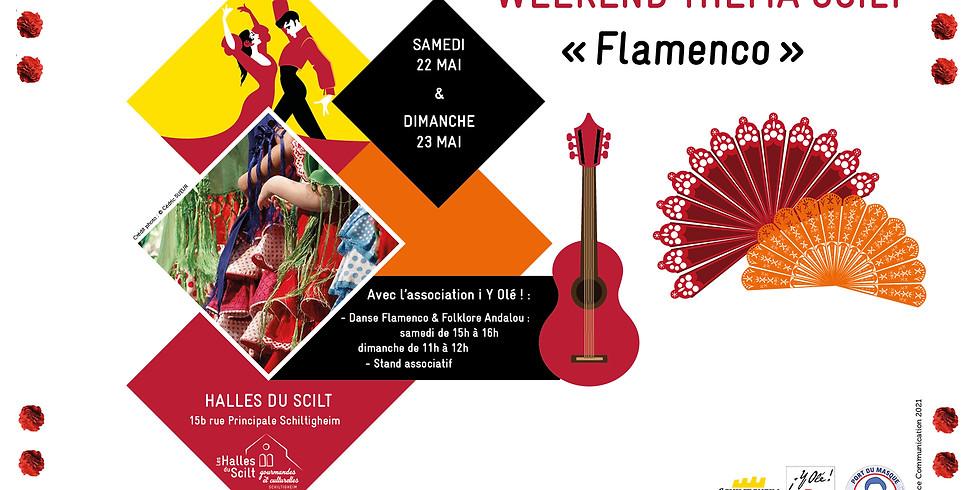 Weekend Théma Scilt : Flamenco