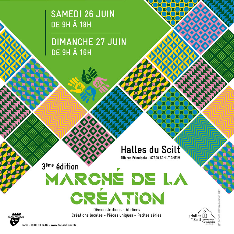 Marché de la Création