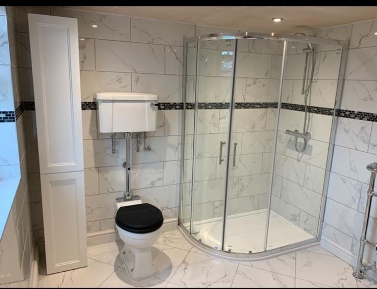 Bathroom Refurb