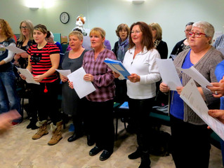 Cor Tenovus feature in new series on choirs