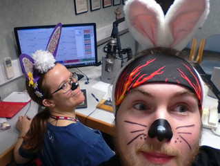 EASTER SPECIAL SHOW ON RYG