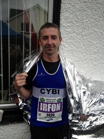Irfon Rowlands marathon.jpg