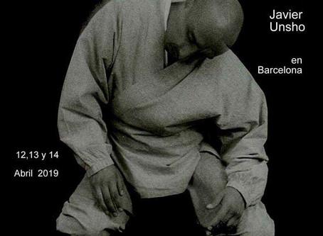 Reunión de Seitai en Barcelona - 12, 13 y 14 de Abril