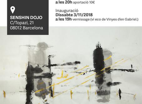 Exposició INK ON PAPER - 3 a 24 de Novembre