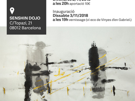 Exposició INK ON PAPER - 3 a 24 de Novembre