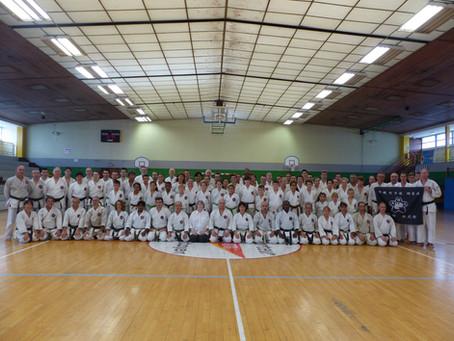 Stage Shoreikan Karate de verano en Perigueux