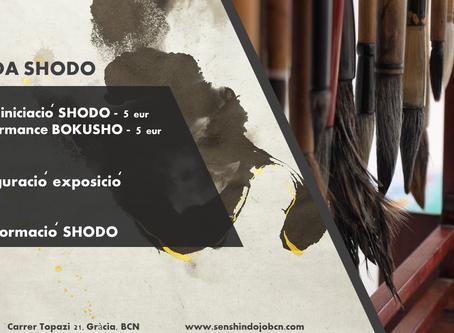 Curs de Shodo - Novembre 2018