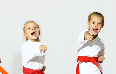 Karate infantil - Inici de curs