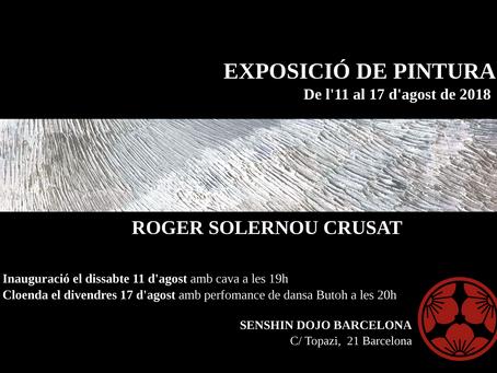 Exposició de pintura - Roger Solernou