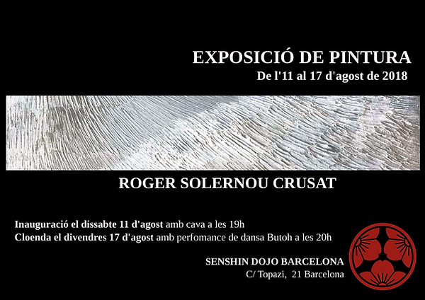 Exposició_Pintura_Roger_Solernou_Senshin