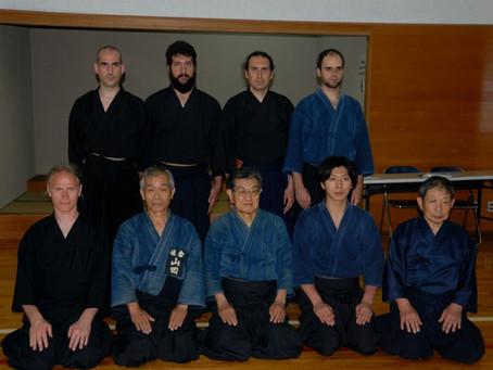 Nuevos miembros de Tatsumi Ryu