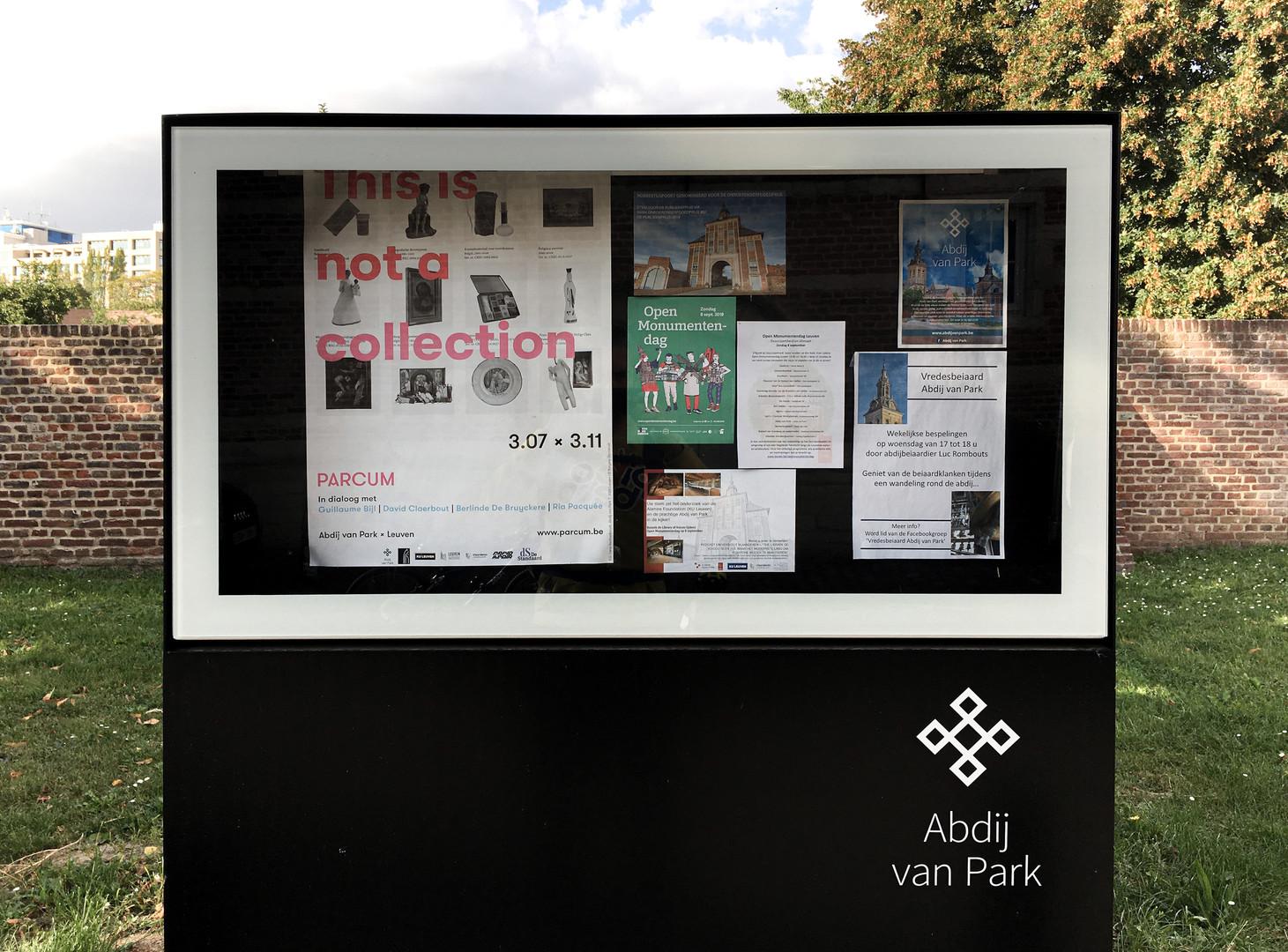 Abdij van Park - Wayfinding