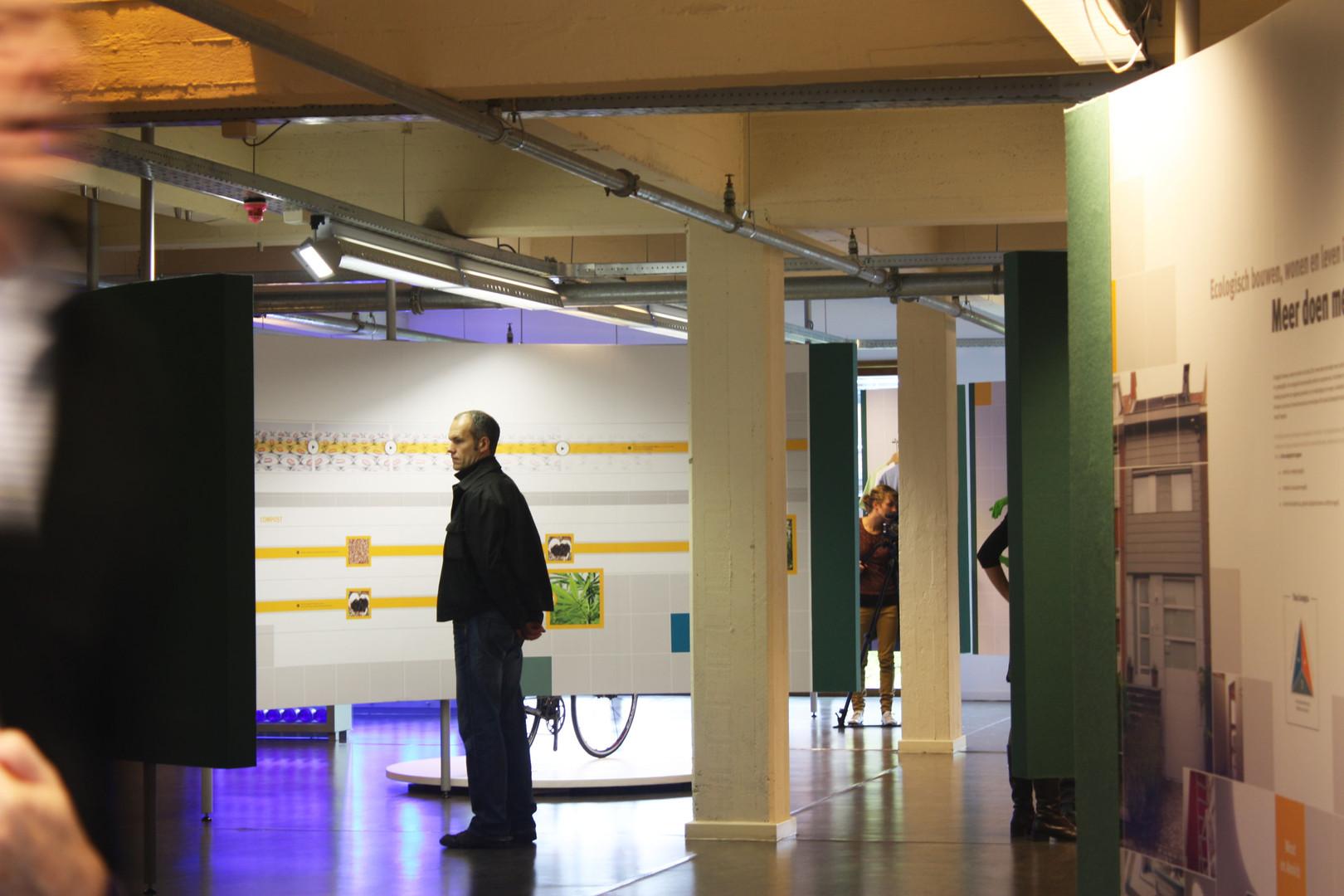 Ecohuis - tentoonstelling