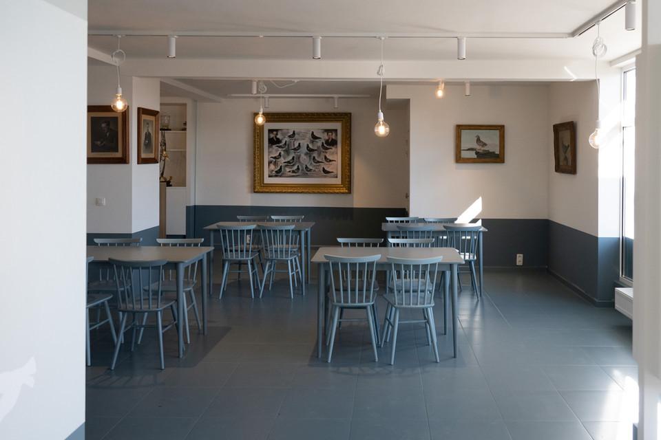Pigeon Center Café