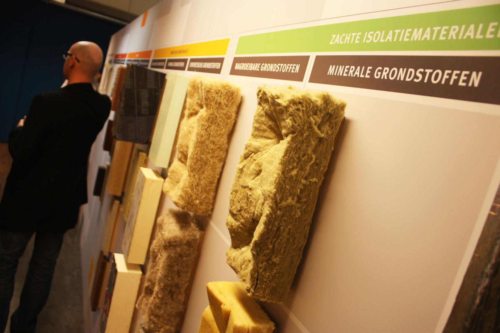 Ecohuis - materialenbank