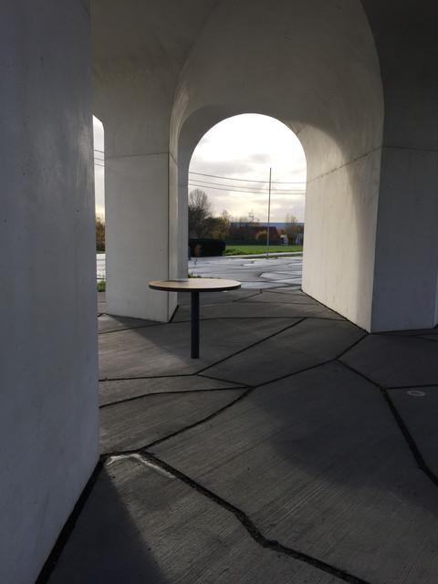 Six Vaults Infopaneel