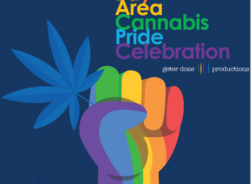 The Bay Area's First Annual Cannabis Pride Celebration