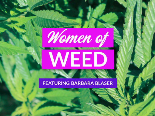 Women of Weed: Barbara Blaser