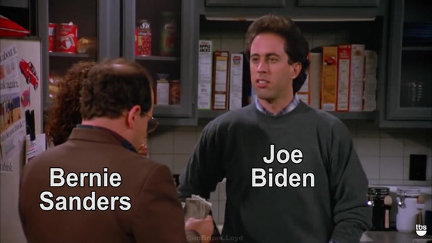SEINFELD Election Meme 2020