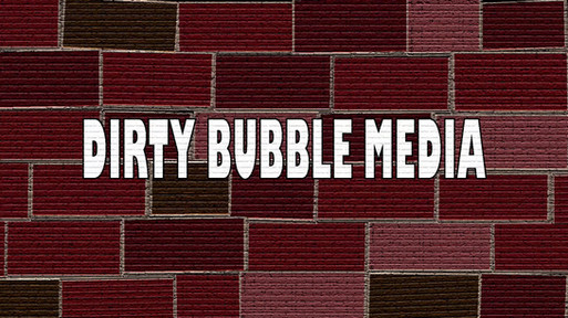 Dirty Bubble Media Graphic