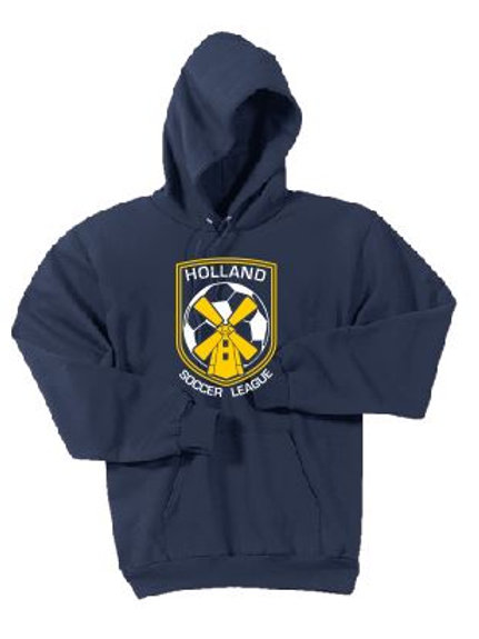 HSL Core Pullover Hood (Plus Sizes)