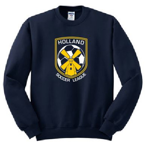 HSL Jerzees Heavyweight Crewneck Sweatshirt