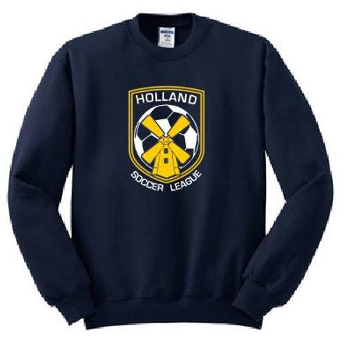 HSL Jerzees Heavyweight Crewneck Sweatshirt: Plus Size