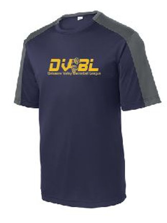 Sport-Tek® PosiCharge Competitor Sleeve- Blocked Tee (Plus Sizes)