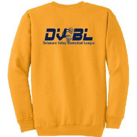 Sport-Tek®  Heavyweight Crewneck Sweatshirt: DVBL