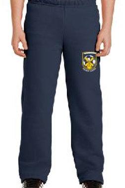 HSL Heavy Blend Open Bottom Sweatpants 18400