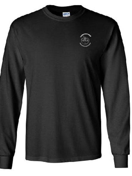 HTEA Cotton Long Sleeve T-shirt (Plus Sizes)