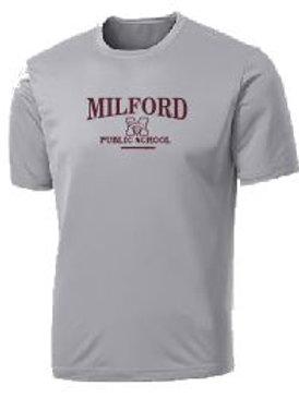 Performance Racer Mesh Tee: Milford Design