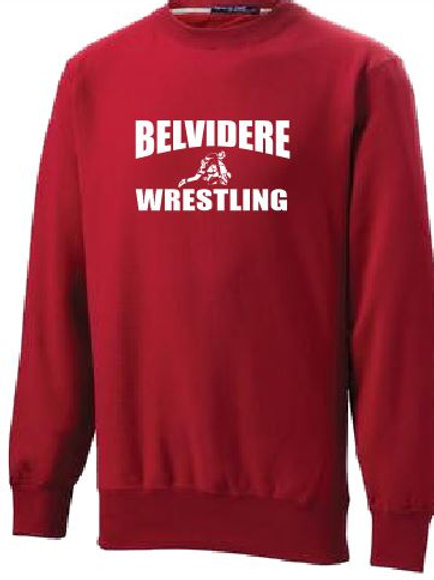 Heavyweight Crewneck Sweatshirt: Plus Size