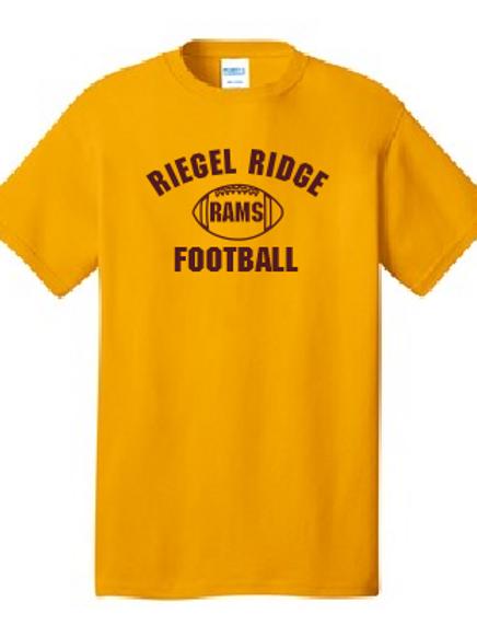 Cotton T-shirt: Football Design