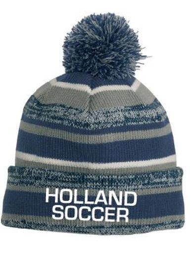 HSL Pom Knit Hat NE902