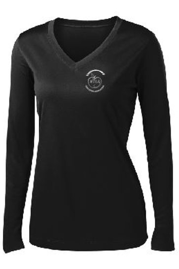 Ladies Long Sleeve Fan Favorite Tee (Plus Sizes)