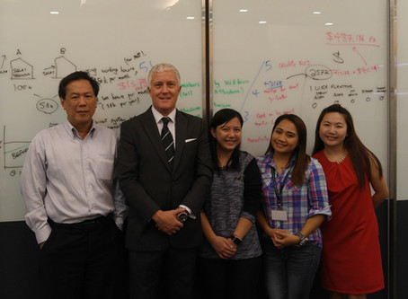 """Introduction To ROI"", a success at Prosper Marine Pte Ltd"