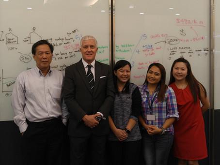 """Introduction To ROI"", a success at Prosper Marine Pte Ltd"