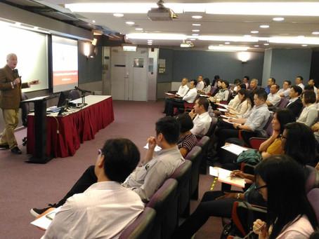 Colin Millward Speaks At Hong Kong PMI