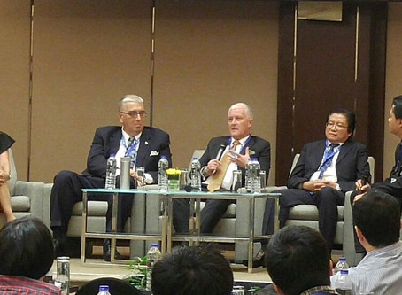 Colin Millward Speaks at the Malaysia PMI Conference