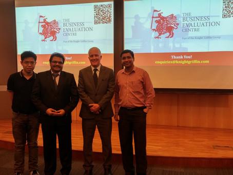 PMI Singapore event at Microsoft Singapore