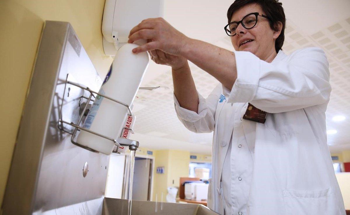 """""""Los microbios no se han hecho resis"""