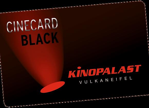 CINECARD BLACK - 100 EUR